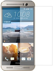 Mobile Shringar Tempered Glass Guard for HTC ONE E9 Plus