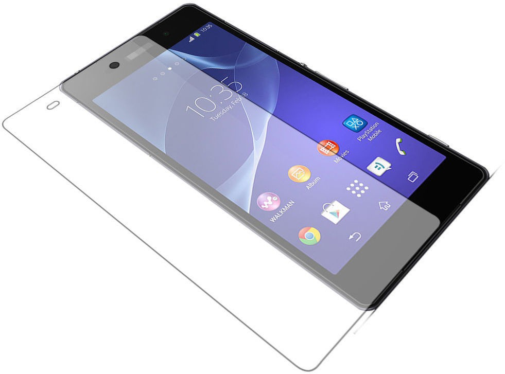 Fonezone Tempered Glass Guard for Sony Xperia T3