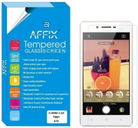 "Affix Tempered Glass Guard for Oppo A33 (5.0"" Inch Display)"