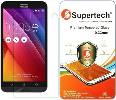 Supertech ZF-02CRP Tempered Glass for Asus Zenfone 2