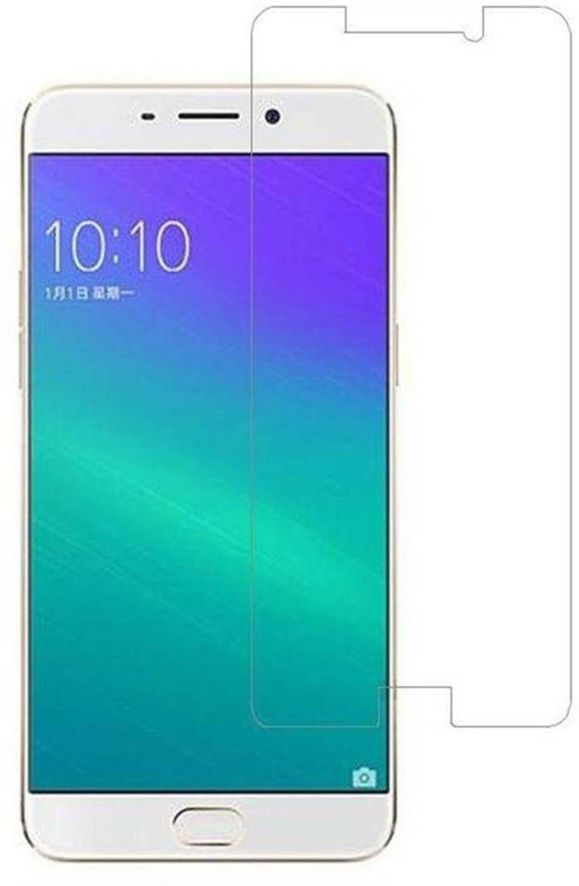 Electromarts Tempered Glass Guard for Oppo U707T Find Way S