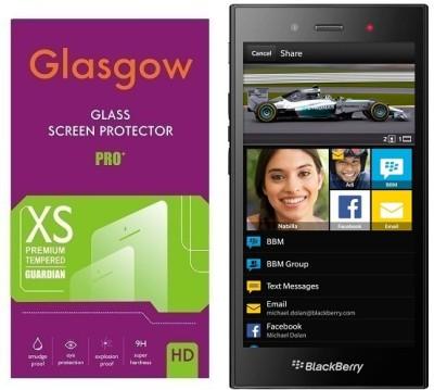 Glasgow DG Crystal Clear BB Z3 Tempered Glass for BlackBerry Z3