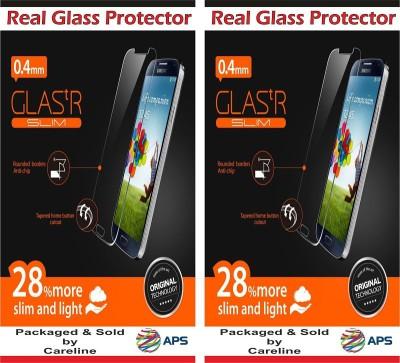 APS VFM 2 Pack Screencare F120 Tempered Glass for Lenovo Vibe S1