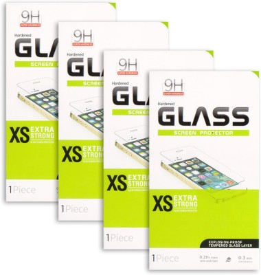 FrenzyDeals Tempered Glass Guard for Samsung I9500 Galaxy S4