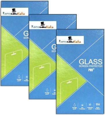 RamuKaka Sa_159 Tempered Glass for Samsung Galaxy A8