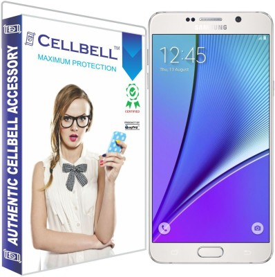 Cellbell Tempered Glass Guard for Samsung Galaxy Note 5