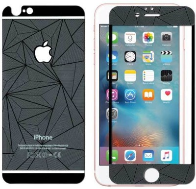 MEEPHONG 3D GORILA 3 Tempered Glass for Apple Iphone 5