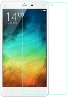 Best Buy AF08 Scratch proof 2.5D curved Edge Pack Of 2 Tempered Glass for Xiaomi Mi4
