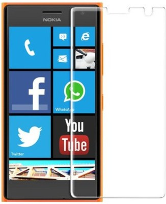 TopNotch TG-24-2.5D Curved Tempered Glass for Microsoft Lumia 640 XL Dual