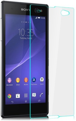 Easo India C3 Tempered Glass for Sony Xperia C3