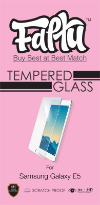 Faltu TGE5 Tempered Glass for Samsung Galaxy E5