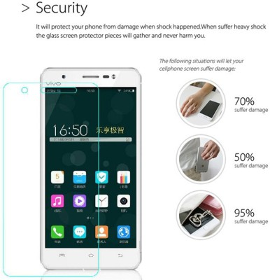 Crook Power HD-256 Tempered Glass for Vivo Xshot X710