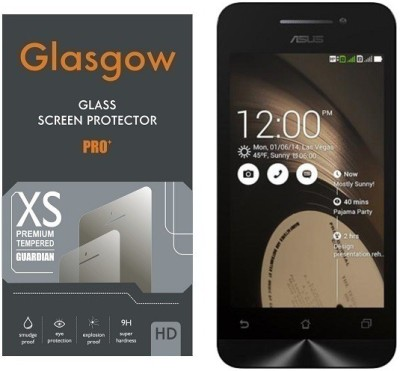 Glasgow AU Precise Cut Tempered Glass for Asus Zenfone 4 A400CG (4 inch Display)