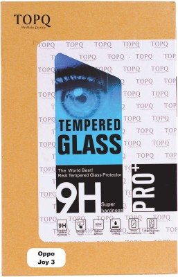 TOP Q Tempered Glass Guard for Oppo Joy 3