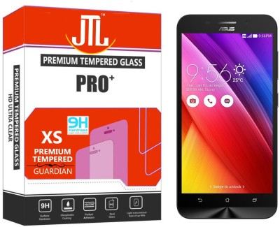 JTL 2.5D Curve Edge Kristal Clear PRO+ 40 Tempered Glass for Asus Zenfone Max ZC550KL