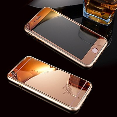 Go Crazzy Tempered Glass Guard for Apple iphone 6 4.7 inch