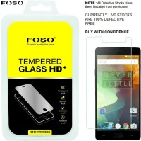 Foso Tempered Glass Guard for OnePlus 2