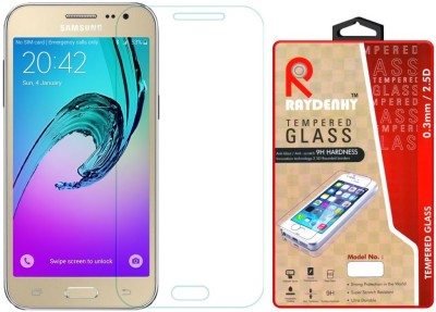 Raydenhy Tempered Glass Guard for Samsung Galaxy J2