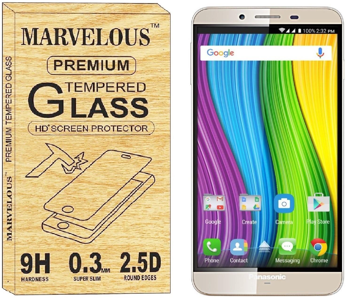 Marvelous Tempered Glass Guard for Panasonic Eluga Note