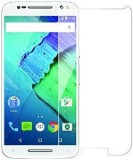 Molife Tempered Glass Guard for Motorola...