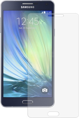 Foyab Tempered Glass Guard for Samsung A7
