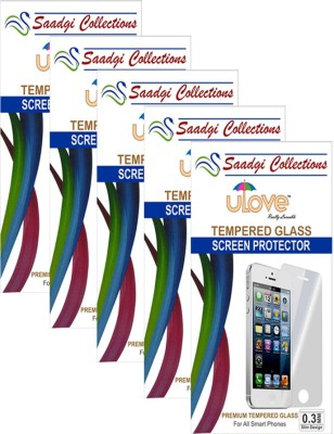Saadgi Collections (Icon)TG05 Tempered Glass for Lava Icon