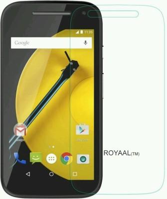 ROYAAL Tempered Glass Guard for Motorola Moto E