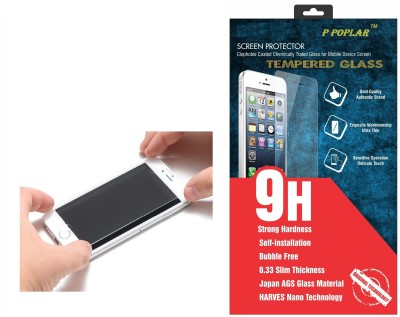 P POPLAR Tempered Glass Guard for SAMSUNG GALAXY S3 MINI (i8190)