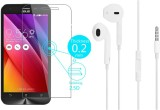 SellNxt Tempered Glass Guard for Asus Ze...