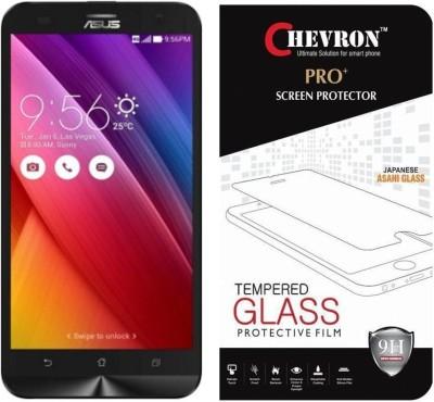 Chevron Tempered Glass Guard for Asus Zenfone 2 Laser ZE550KL at flipkart