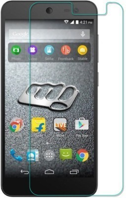 MOBIVIILE Gorilla Shield TG_02216 Tempered Glass for Micromax A190 Canvas HD plus