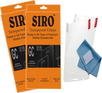 Siro SR2N-75 Tempered Glass for Intex Aqua Speed