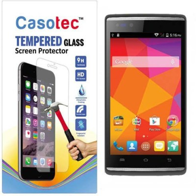 Casotec 2610761 Tempered Glass for Micromax Canvas Fire 4G Q411