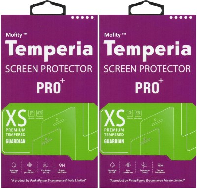 Temperia CTE 761 Curve ( Pack of 2 ) Tempered Glass for Infocus M680