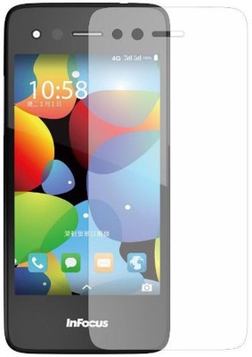 Aarushi Telecom Tempered Glass Guard for InFocus M2