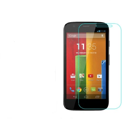 QWERTY Tempered Glass Guard for Motorola Moto E