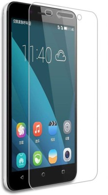 Elecsys F-35 High Quality scratch Proof Pack Of 2 Tempered Glass for Huawei Honor 4x