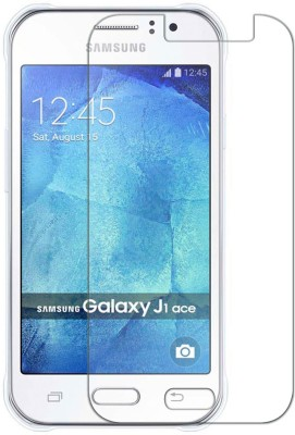 Deltakart Tempered Glass Guard for Samsung Galaxy J1 Ace