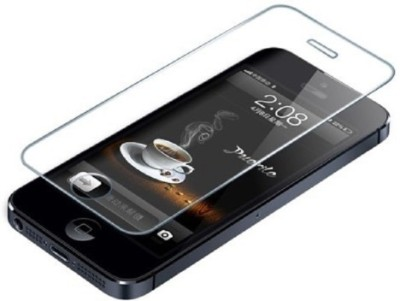 Rjdeals ip-5 Tempered Glass for Apple iPhone 5, Apple iPhone 5s