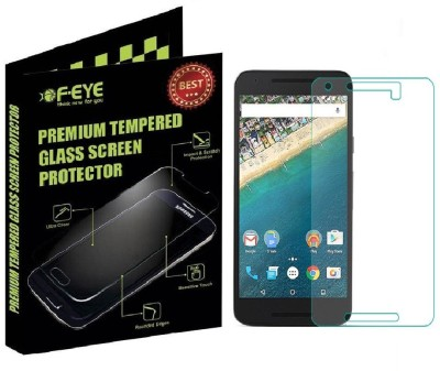 FEYE Tempered Glass Guard for LG Google Nexus 5X