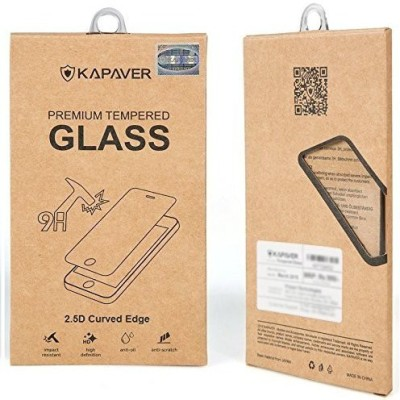KAPAVER OnePlus One Tempered Glass for OnePlus One