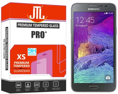 JTL 2.5D Curve Edge Kristal Clear PRO+ 65 Tempered Glass for Samsung Galaxy Grand Max