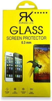 Rkmobiles trk1 Tempered Glass for Lava Iris X10