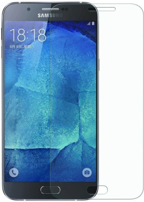 Exclusive Luks Tempered Glass Guard for Samsung A8