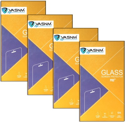 Vasnm CTGMi_70(Pack of 4) Tempered Glass for Micromax Canvas Mega 4G Q417