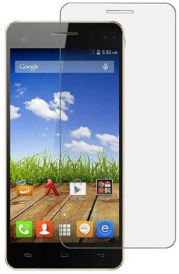 TopNotch TG-35-2.5D Curved Tempered Glass for Micromax Canvas Selfie Lens