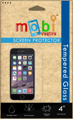 Mobi Vastra Screen Gurd Tempered Glass for Oneplus One