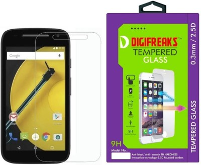 Digifreaks XT1506 Oil Coated Screen Protector Tempered Glass for Motorola Moto E2 (2nd Generation)