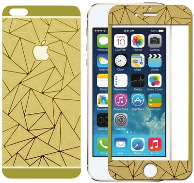 MEEPHONG 3D X-17 Tempered Glass for Apple Iphone 5