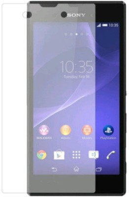 Peezer Tempered Glass Guard for Sony Xperia T3